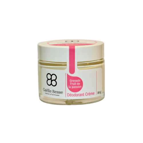 Déodorant en crème