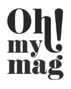Oh my mag logo