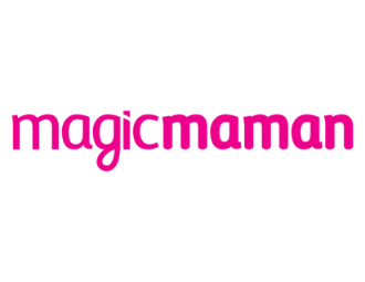 Logo magic maman